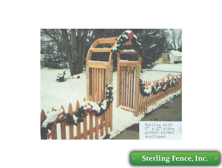 Fencing Accessories Fence Material Gates Tops