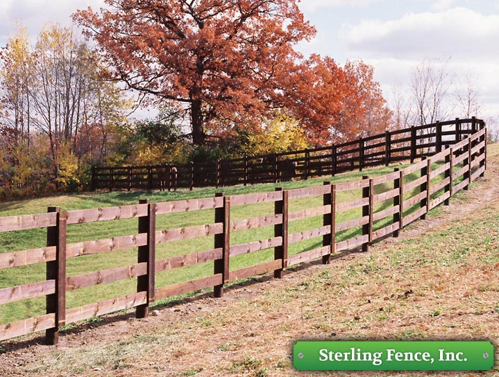 Image Gallery Horse Pasture Fencing