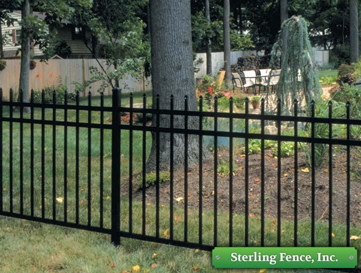 Jerith Buckingham Aluminum Fence Fencing Contractor