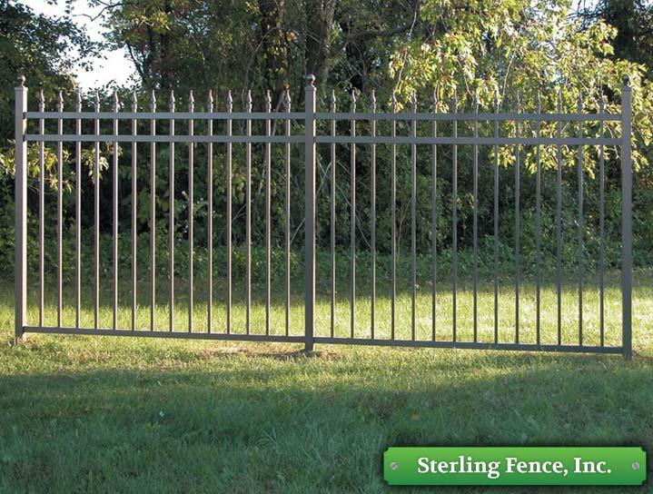Jerith Kensington Aluminum Fence Fencing Company