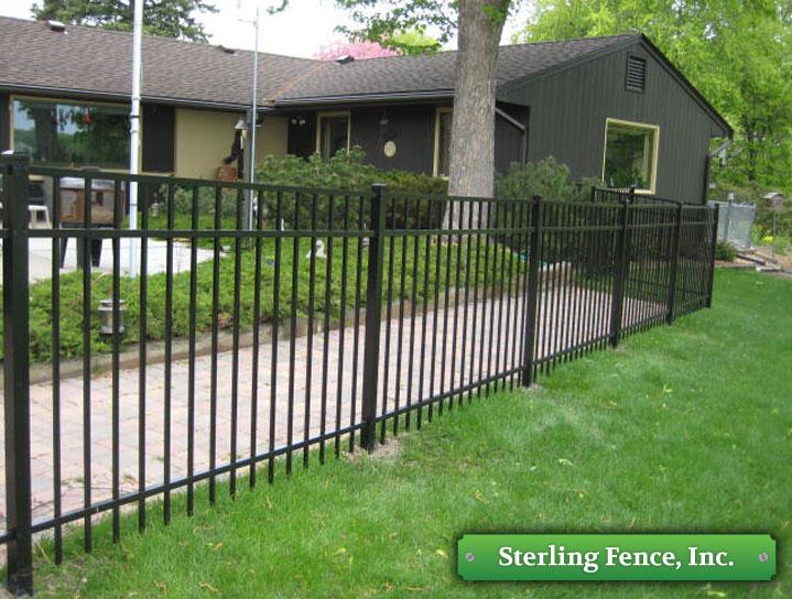 Jerith Windsor Aluminum Fence Minneapolis Mn Fencing Dealer