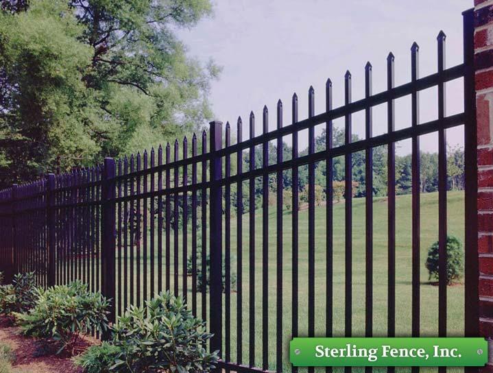 Wrought Iron Fence Jerith Style 101 Minneapolis Mn